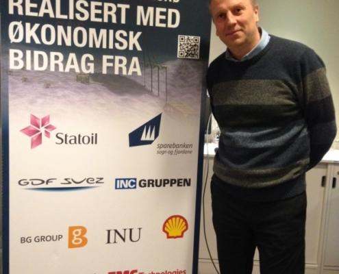 Studiekoordinator Øyvind Østrem