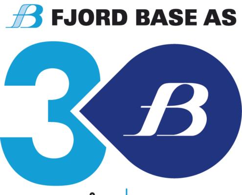 Fjord Base 30 år