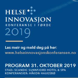 Helseinnovasjon konferanse 2019