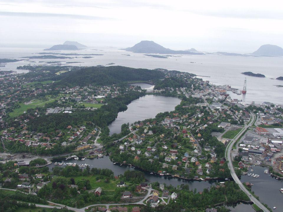 Florelandet og Brandsøy