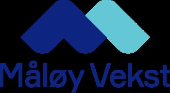 Måløy Vekst -logo