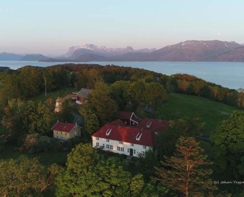 Svanøy Hovedgård - foto Johan Trygve Solheim